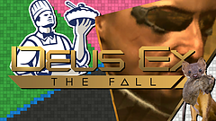 Hating Deus Ex: The Fall with Lord Pie