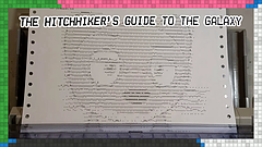 Hitchhiker\s Guide to the Galaxy