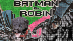 Batman and Robin for Tiger Game.com