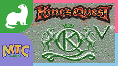 King's Quest V NES