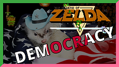 Legend of Zelda Democracy