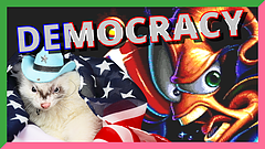 Democracy Earthworm Jim