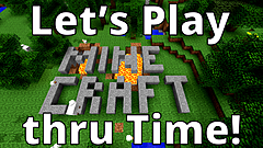 Minecraft thru Time